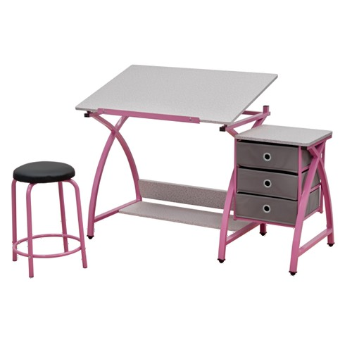 Offex Comet Center with Stool