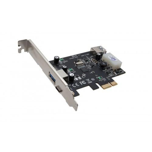 USB 3.0 Type-C PCI-E Card