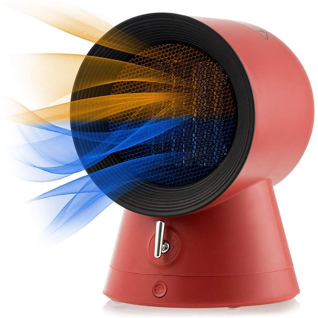 COSTWAY 1500W Portable Electric Space Heater