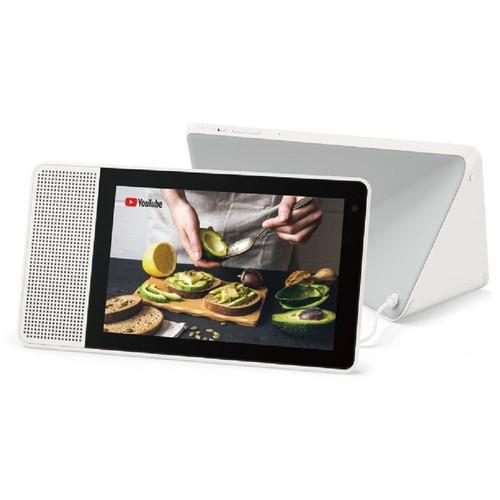 "Lenovo 8"" Smart Display, White (Certified Refurbished)"