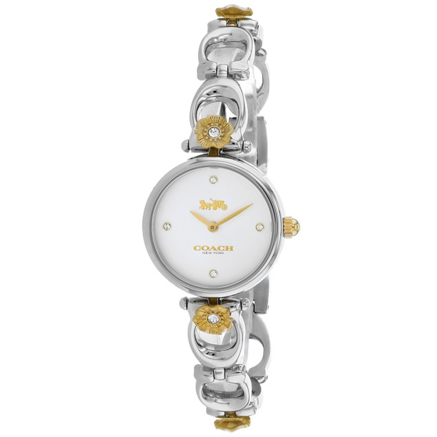 Coach Women's Park Silver Dial Watch - 14503445