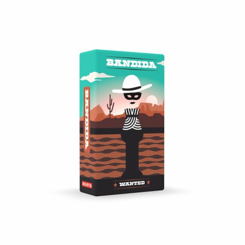 Bandida Card Game