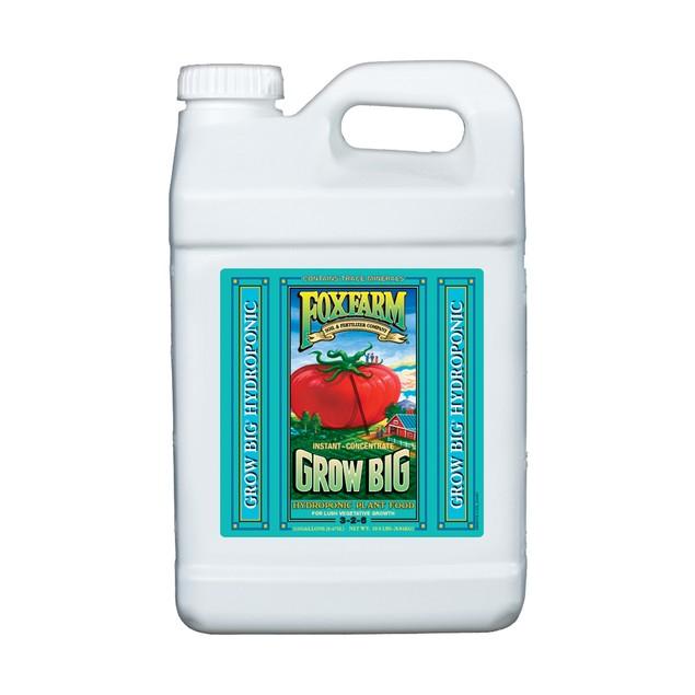 FoxFarm Grow Big Hydro® Liquid Concentrate, 2.5 gal