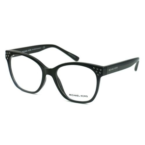 Michael Kors Women's Eyeglasses MK4055 CHESAPEAKE 3009 Black 52 17 140