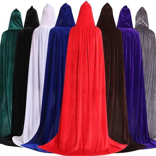 Halloween Cloak Wizard Witch Prince Cloak