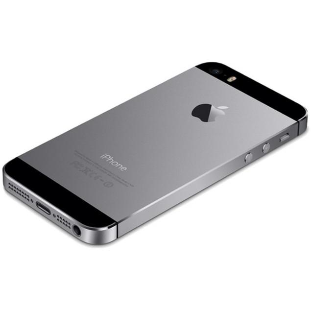 Apple iPhone 5s, Straight Talk, Gray, 16 GB, 4.0 in Screen
