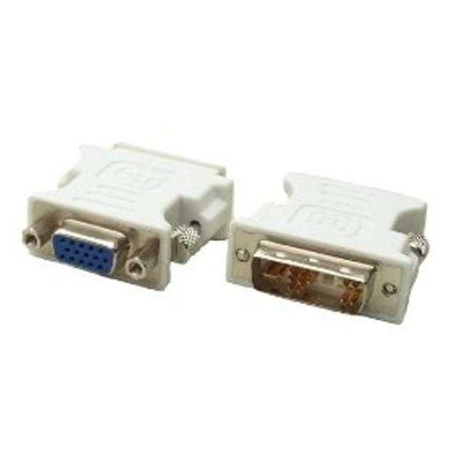 DVI-A Male to VGA HD15 Female adapter