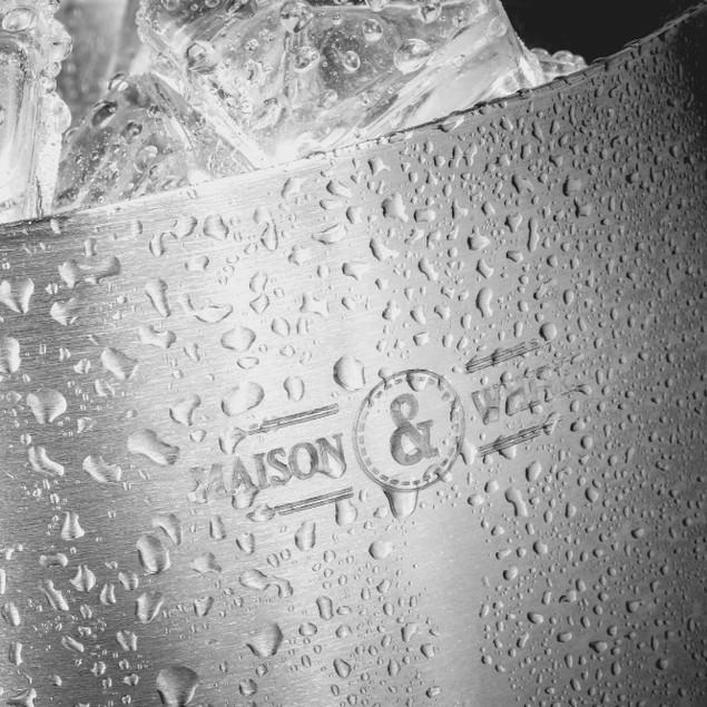 2L Ice Bucket Drink Cooler | MandW