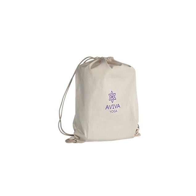 AVIVA YOGA 2 High Density EVA Foam Blocks & Free Drawstring Bag Assorted