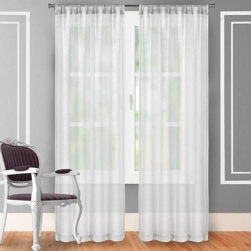 Allyson Fire Retardant Window Curtain Set