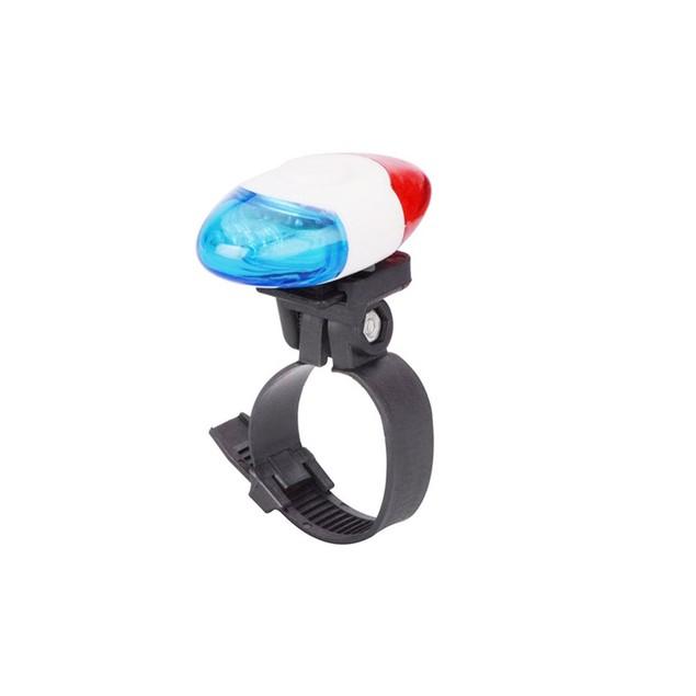 Flashing Police Bike Safety Light