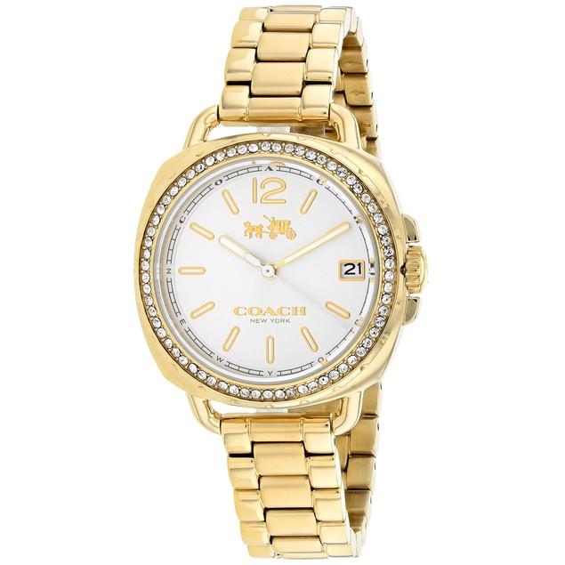 Coach Women's Tatum Silver Dial Watch - 14502589