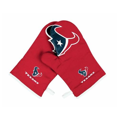 NFL Houston Texans Crossover Cross Mitts Oven Gloves