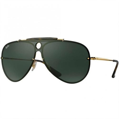 Ray-Ban Original Denim Sunglasses - RB2140-11912X-50
