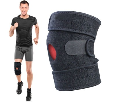 Adjustable Knee Brace Support with Dual Stabilizers Was: $14.99 Now: $11.99.
