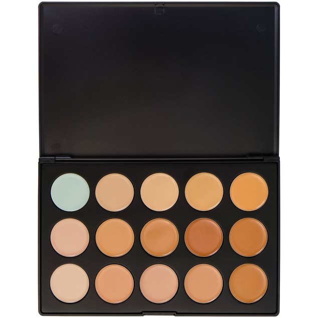 SHANY Cream Concealer, Foundation, and Contour Palette