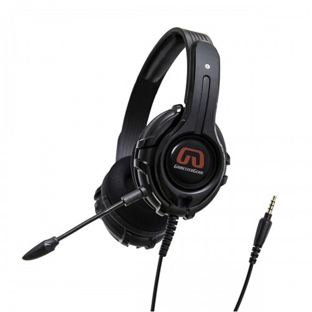 Cruiser PC200-I Stereo Gaming Headset With Detachable Boom Microphone