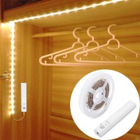 Motion Activated LED Light Strip (4.9 Feet)