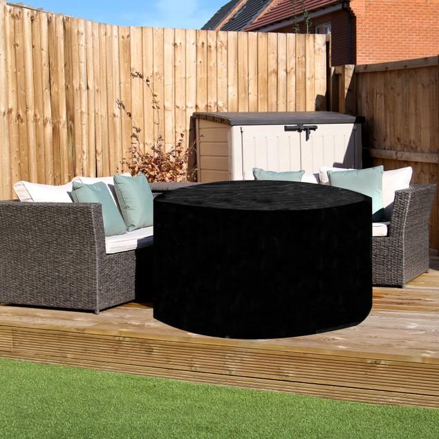 Garden Furniture Cover | MandW Round