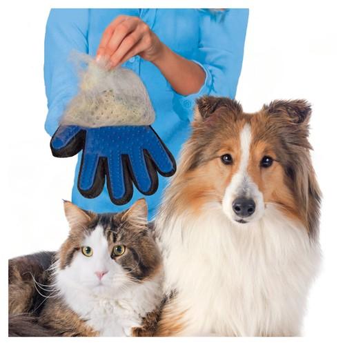 iPets Magic Touch Five Finger Deshedding Glove