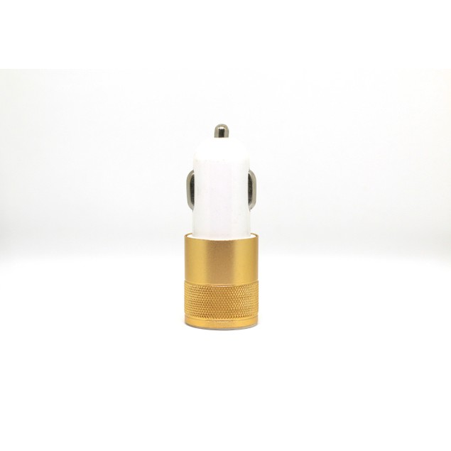 2-Port USB Car Charger 2-Pack