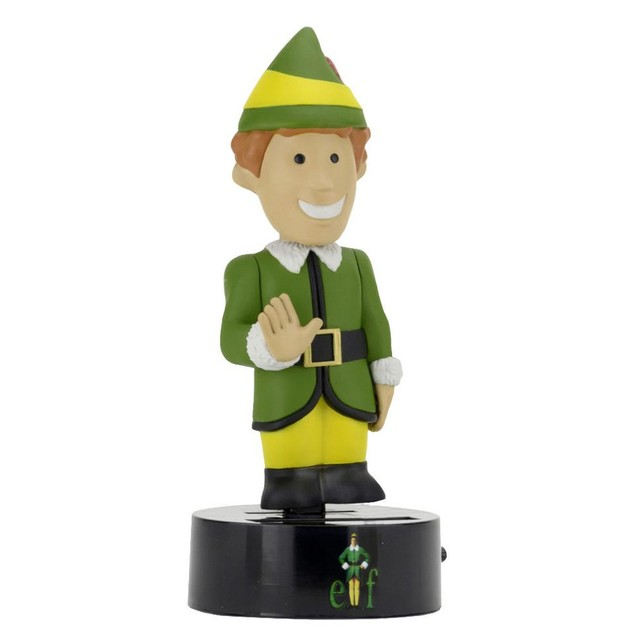 Buddy The Elf Body Knocker Bobble Head