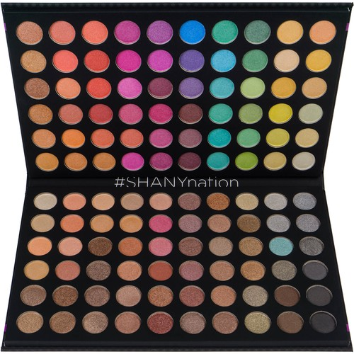 SHANY Ultimate Fusion - 120 Color Eye Shadow Palet