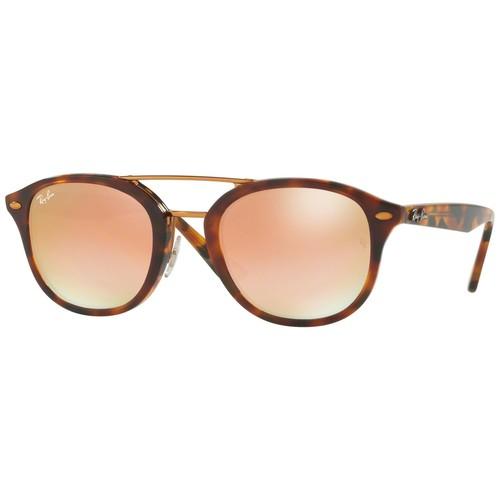 Ray-Ban Havana Square Tortoise Sunglasses RB2183-1127B9-53