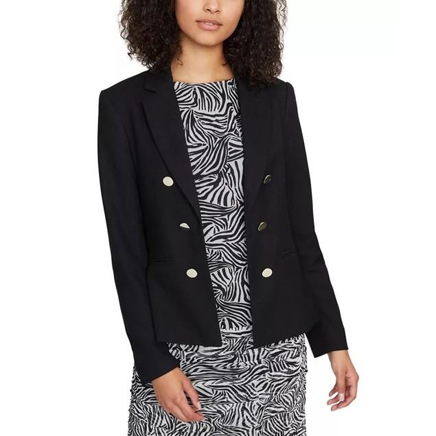 Sanctuary Women's The Academy Jacket Black Size Small