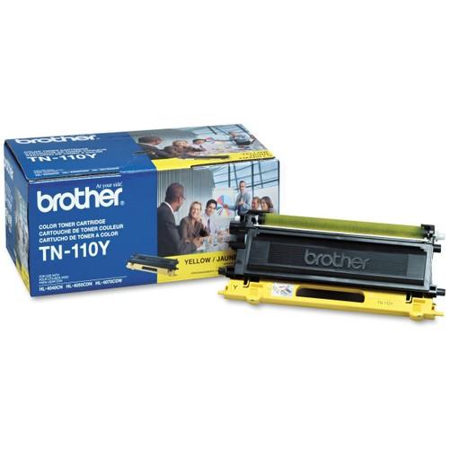 Brothers BRTTN110Y - Brother TN110Y Toner