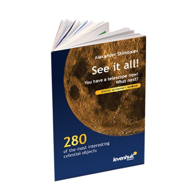Levenhuk See it all! Astonomer's Handbook
