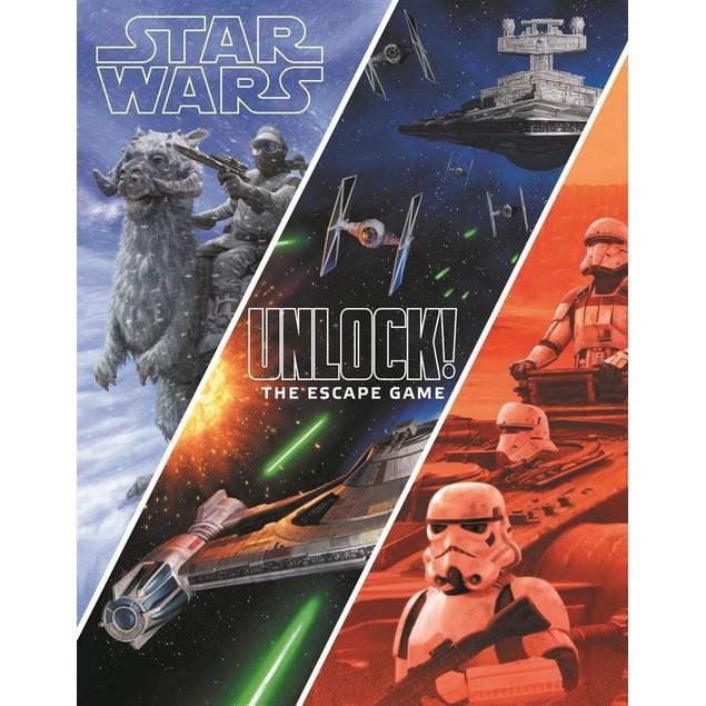 Unlock! Star Wars Escape Board Game