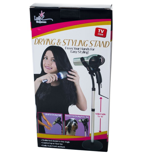 Hands Free Hair Drying & Styling Stand