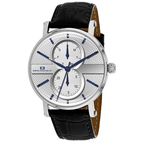 Oceanaut Men's Lexington White Dial Watch - OC0341
