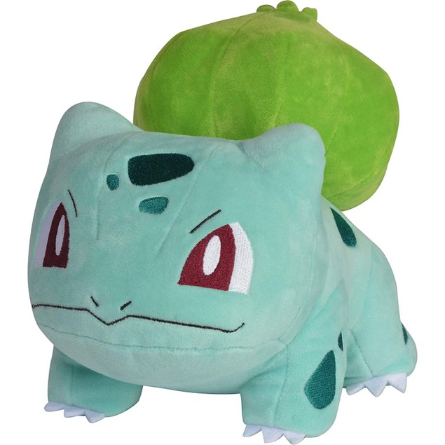 Pokemon 8 Inch Plush - Bulbasaur