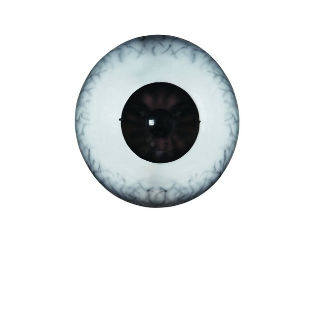 Giant Eyeball Mask Creepy Oversized Large Eye Horror Spooky Adult Accessory