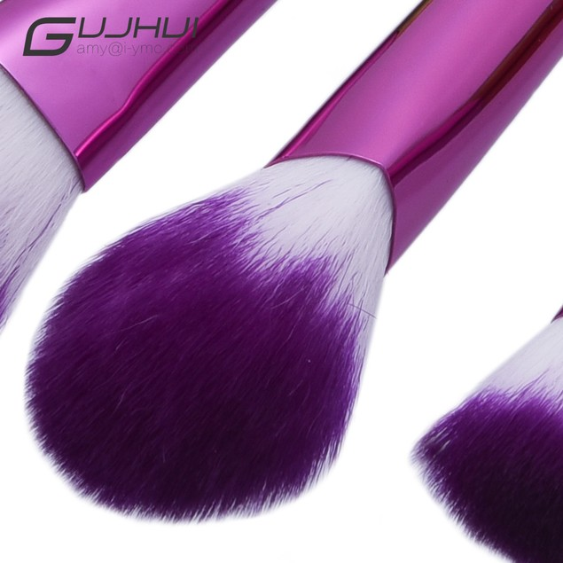 7PCS  Make Up Foundation  Blush Cosmetic Concealer Brushes 45