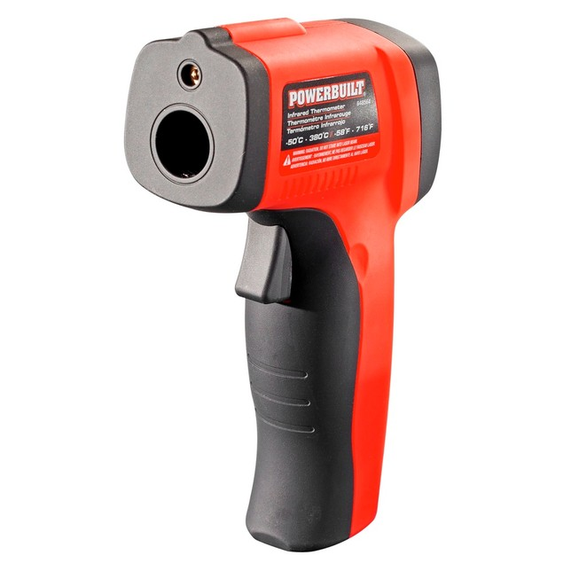 Powerbuilt Infrared Laser Thermometer