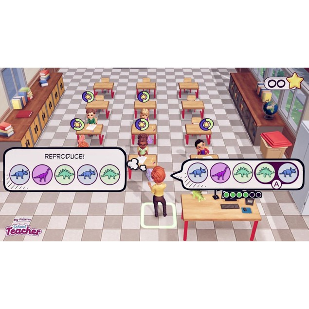 My Universe School Teacher Nintendo Switch Game