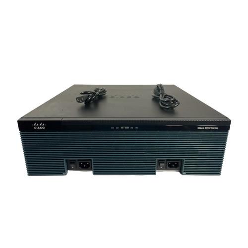 Cisco CISCO3945E/K9 4 10/100/1000 Port Services Performance Engine (Refurbished