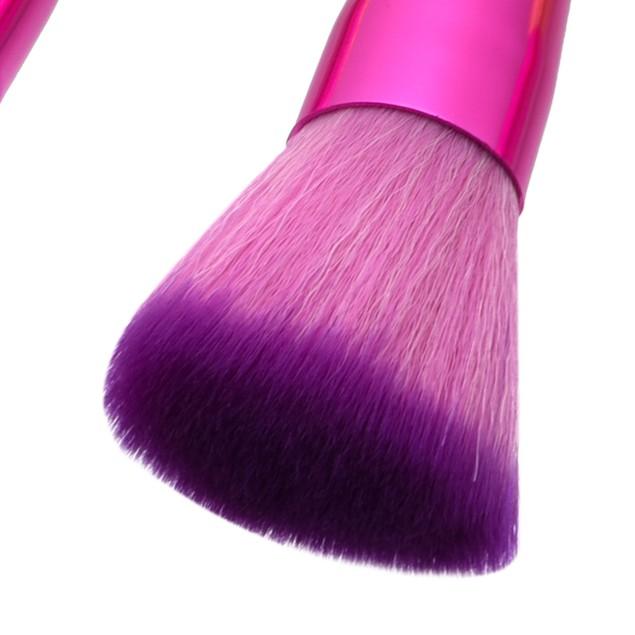 10PCS Make up Brushes Set Makeup Foundation Powder Blusher Face Brush 186