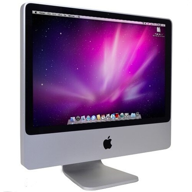"Apple 20"" iMac MC015LL/B (Core 2 Duo, 4GB RAM, 160GB HDD)"