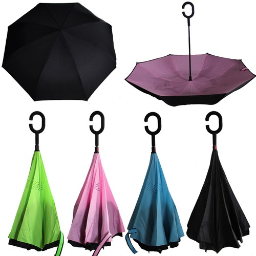 Reversible Inverted Umbrella