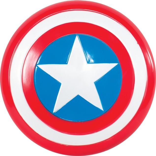 """Kids Captain America Shield 12"""""""