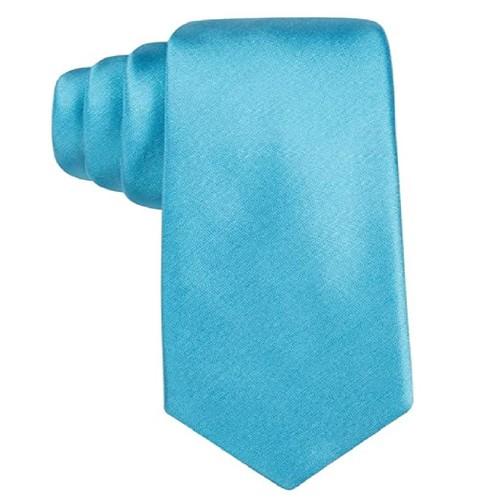 Michael Kors Men's Bicolor Arrow Tie Blue One Size