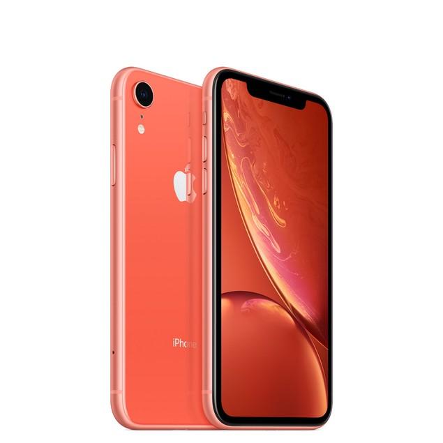 Apple iPhone XR, AT&T, Orange, 64 GB, 6.1 in Screen