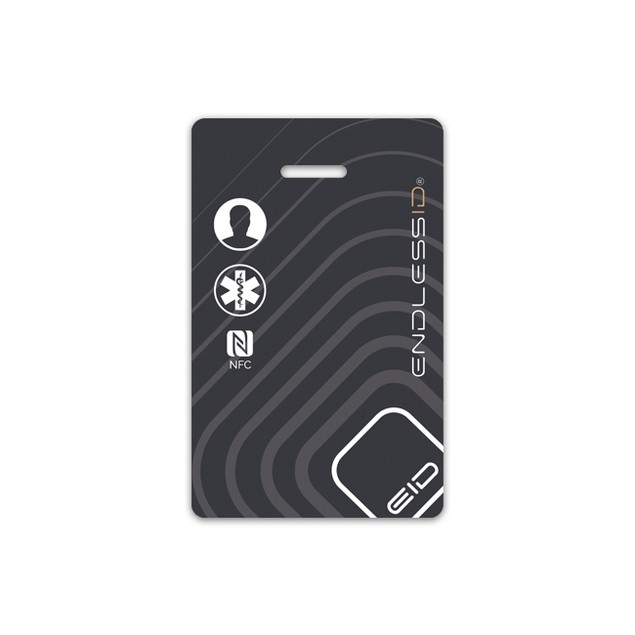 EndlessID Backpack and Luggage Smart Tag