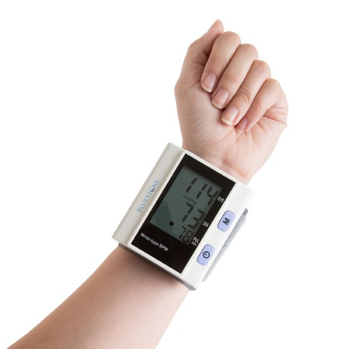 Automatic Wrist Blood Pressure Monitor with Digital LCD Display Screen