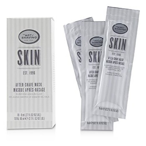 The Art Of Shaving After Shave Mask
