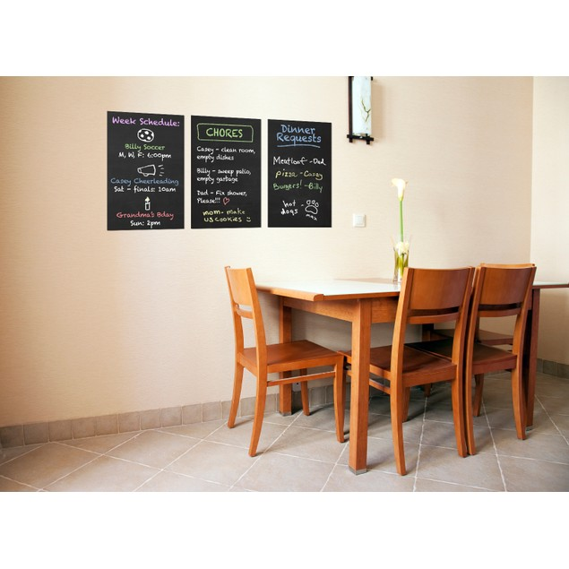 6 ft Chalk Board or Whiteboard